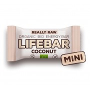 LIFEBAR baton cu cocos raw eco 25g