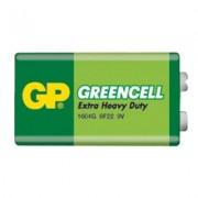 9V Batéria GP GREENCELL typ 6F22