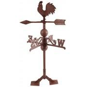 Esschert Design USA WV10 Paleta de hierro fundido