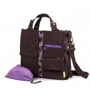 Geanta pentru mamici Liliputi Lavendering
