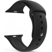 Wotchi Silikonový řemínek pro Apple Watch Černý 42/44 mm