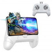 Baseus Cool Play Game Handle with Power Bank Function - 1200mAh - White