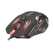 Trust Trs-22090 Rava Illuminated Gaming Mouse, Retail Box , 1 Year Limited Warranty