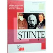 Stiinte. Manual clasa a XI-a - Mihaela Garabet Sanda Fatu Jeanina Cirstoiu