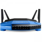 Безжичен рутер Linksys WRT1900ACS Open-Source Wireless-AC, 1900 Mbps, 1.6 GHz CPU, 512 MB RAM, OpenVPN, WRT1900ACS