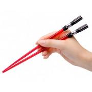 Star Wars eetstokjes Lightsaber Darth Vader (rood)