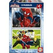Educa Borras Puzzles Ultimate Spider-Man (48 Pieces)