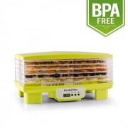 Bananarama Klarstein Desidratador Secador de Alimentos 550W 6 Níveis Verde