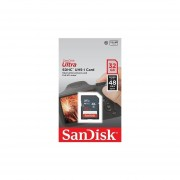 SanDisk Ultra 32GB Class 10 SDHC UHS-1 Memory Card Up To 48MB/s - SDSDUNB-032G
