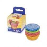 Cukrárenské košíčky farebné mix Ø 35 x 20 mm [100 ks]
