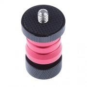 "ELECTROPRIMEÃ'® Universal Mini Tripod Ball Head Hot Shoe for 1/4"" Screw Video Camera Metal"