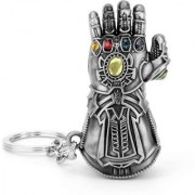 Trunkin 3D THANOS GAUNTLET WITH INFINITY STONES KEYCHAINCOPPER