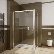 Radaway Premium Plus DWJ+S kabina prysznicowa 120x90cm szkło fabric 33313-01-06N/33403-01-06N