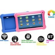 Denver TAQ-10463 BLUE/PINK 10inch kinder tablet met KIDO'Z software en Android 10 2GB RAM 16GB