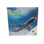 Schabak Boeing 747-200 Diecast 1:250 Scale Accurately Detailed Supermodel 851/29 American Airlines Airplane Replica