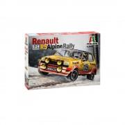 Italeri Renault R5 Alpine Rally 1:24 (Model Kit 3650)