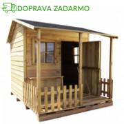 Drevený záhradný domček pre deti MIA