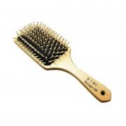 V&V Rozčesávací masážní kartáč na vlasy
