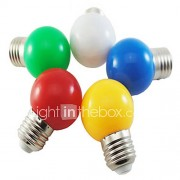 1W E26/E27 LED-bollampen G45 5 SMD 2835 150 lm Natuurlijk wit Groen Rood Blauw Geel K Decoratief AC 220-240 V