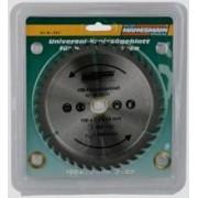 Disc Fierastrau Circular 190 x 30 mm / 52 Dinti - MANNESMANN - M13333