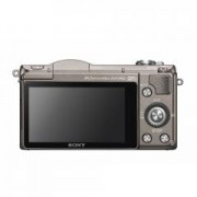 Sony Exmor APS HD ILCE-5100L brown