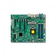 Carte mère SuperMicro X9SAE-V - ATX Socket 1155 Intel C216 - 2 x PCI Express 3.0 16x - 2x Gigabit LAN - 4x USB 3.0 - 2x SATA 6Gb/s