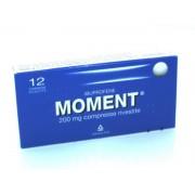 Angelini Moment 12 Compresse Rivestite 200 Mg