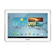 "Samsung Tablet Samsung Galaxy Tab 2 Gt P5100 10.1"" 16 Gb 3g Wifi Bluetooth 3 Mp Android Refurbished Bianco"