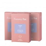 TummyTox Carni Fit - Bruciagrassi alla L-carnitina per le donne. 3x 60 capsule