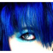 culoare la par MANIC PANICĂ - amplificata - După Miezul nopţii Albastru