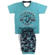 Kids Clothes Boys Vintage Blue