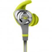 Casti Wireless Bluetooth Isport Intensity In Ear, Microfon, Buton Control, Passive Noise Cancellation, Verde MONSTER