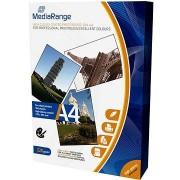 MEDIARANGE A4 fotópapír 100 lap, fényes