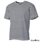 MFH - Max Fuchs Koszulka wzór marynarski, rozmiar M, bawełna 100%