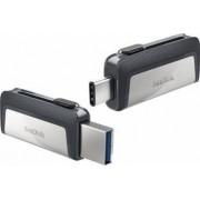 USB Flash Drive SanDisk Ultra Dual Drive 128GB USB Type-C