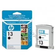 Мастило HP 13, Black, p/n C4814A - Оригинален HP консуматив - касета с мастило