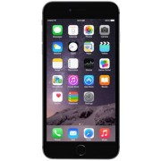 "Telefon Mobil Apple iPhone 6 Plus, Procesor Apple A8 Dual Core 1.4 GHz, IPS LED-backlit widescreen Multi‑Touch 5.5"", 1GB RAM, 16GB flash, 8MP, Wi-Fi, 4G, iOS 8 (Gri) + Cartela SIM Orange PrePay, 6 euro credit, 6 GB internet 4G, 2,000 minute nationale si i"