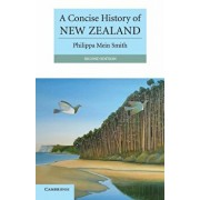 A Concise History of New Zealand, Paperback/Philippa Mein Smith