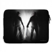 Freddy vs Jason Laptop Sleeve, Laptop Sleeve