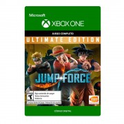 Microsoft jump force: ultimate edition xbox one