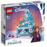 Конструктор Лего Дисни Принцеси - Кутията за бижута на Елза, LEGO Disney Princess, 41168