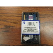 KINGSTON LAPTOP 2GB RAM TARJETA DE MEMORIA KVR800D3S8S6/2G