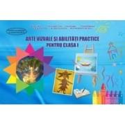 Arte vizuale si abilitati practice - Clasa 1 - Adina Grigore Cristina Ipate-Toma Claudia Negritoiu
