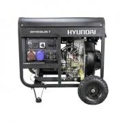 DHY8500LEK-T Hyundai Generator de curent electric trifazat + kit de intretinere , putere 5 kVA , motor Hyundai