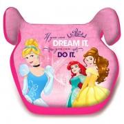 Disney Prinsessor - Ergonomisk Bälteskudde - Rosa