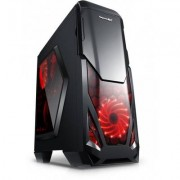 Sistem desktop de gaming performant cu procesor Intel i7 memorie Ram 8GB DDR3 si placa video dedicata Nvidia GTX660