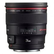 CANON 24mm EF f/1.4 L II USM (Vem com Para-sol) (OP 5)