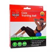 CORE TRAINING BALL (Blue) Plus Training DVD