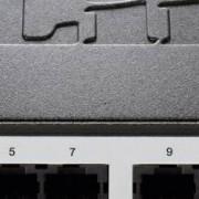 D-Link Síťový switch D-Link, DES-1024D, 24 portů, 100 Mbit/s