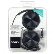 SONY naglavne slušalke, črne barve MDRZX310APB MDRZX310APB.CE7